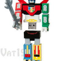 Voltron 16GB USB Flash Drive