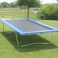 Regulation Rectangle Trampoline