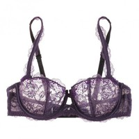 Buy Chantelle Luxury Lingerie - Chantelle Eternelle Demi bra  | Journelle Fine Lingerie