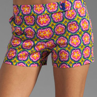 Trina Turk Corbin Shorts in Multi from REVOLVEclothing.com
