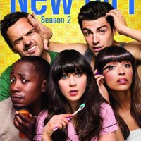 New Girl - Season 2 [DVD]: Amazon.co.uk: Zooey Deschanel, Max Greenfield, Hannah Simone, Jake M. Johnson, Lamorne Morris: Film & TV