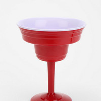 Red Cup Margarita Glass