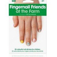 Fingernail Friends at the Farm - Whimsical &amp; Unique Gift Ideas for the Coolest Gift Givers