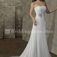 Beach Wedding Dresses-Style BC489