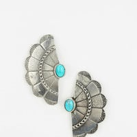 The 2 Bandits Wing Earring