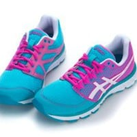 Asics Women`s Gel-volt 33 Running Shoes, Light Blue-White-Pink: Shoes