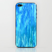 Wet and Wild iPhone & iPod Skin by Rosie Brown