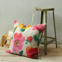 Cancun Floral Pillow Cover