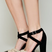Free People Golightly Heel