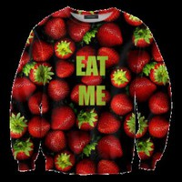 Mr. Gugu & Miss Go — Strawberries sweater