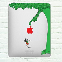 Giving tree iPad Decals iPad Sticker iPad Skins
