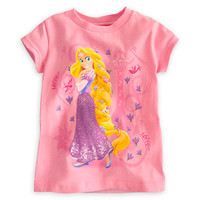Disney Rapunzel Tee for Girls | Disney Store