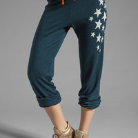 SUNDRY Stars Sweatpant in Storm from REVOLVEclothing.com