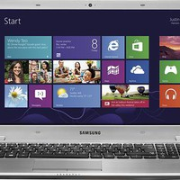 "Samsung - 15.6"" Laptop - 6GB Memory - 750GB Hard Drive - Metal - NP510R5E-A01UB - Best Buy"