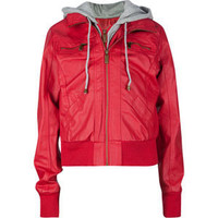 ASHLEY Hooded Womens Jacket 193058300 | jackets &amp; vests | Tillys.com