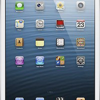 Apple - iPad mini Wi-Fi - 16GB - White &amp; Silver - MD531LL/A - Best Buy