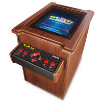 Pac Man Arcade Party Cocktail Table Video Game Machine at BrookstoneBuy Now!