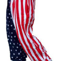 F500 Best Form American Flag Pants: Clothing