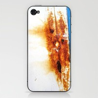 Leaned iPhone & iPod Skin by David Bastidas | Society6