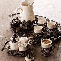 GG Collection Tray, Hostess Set, & Pitcher