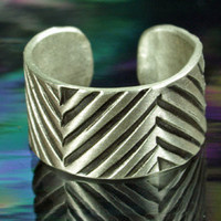 Ear Cuff- Herringbone