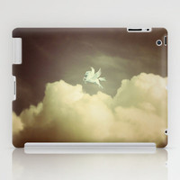 Pegasus iPad Case by RichCaspian