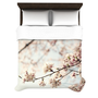 Catherine McDonald &quot;Japanese Cherry Blossom&quot; Duvet Cover | KESS InHouse