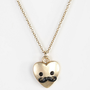 Urban Outfitters - Mustache Love Necklace