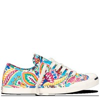 Converse - Jack Purcell Low Profile Paisley - Slip - Multi