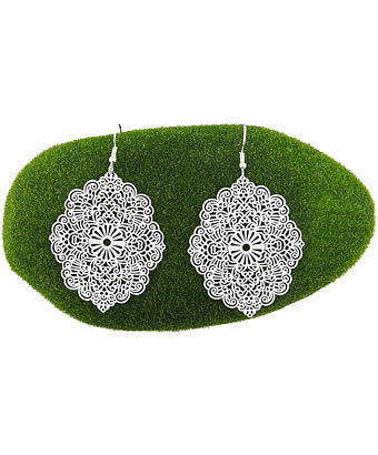 LAVISHY Prague filigree earrings