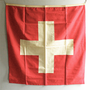 Vintage Cross Flag