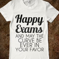 HAPPY EXAMS