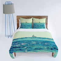 Lisa Argyropoulos Sailin Duvet Cover - Luxe Duvet Cover /