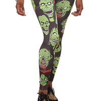 Zombie Leggings | Hot Topic