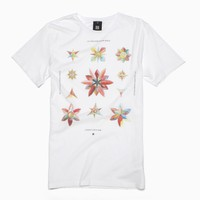 Insight - Men's Bloom Grid Tee (Dusted)