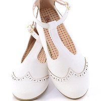 Darling Doll Maryjane Flats