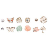 12pc Spring Stud Set