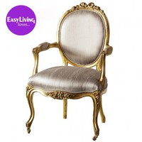 Versailles Mummy Gold Chair
