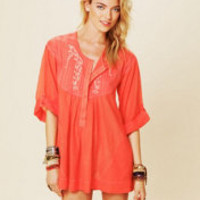 Free People Living Easy Tunic at Free People Clothing Boutique