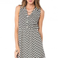 Zig Zag Sundress in Classic - ShopSosie.com