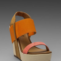 Matisse Barbary Wedge in Orange from REVOLVEclothing.com