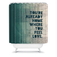 DENY Designs Home Accessories | Leah Flores Home Shower Curtain