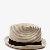 Pleated Fedora