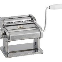 Atlas 150 Chrome Pasta Maker | Crate&amp;Barrel
