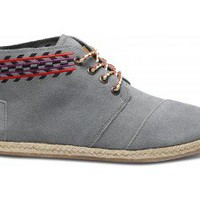 Grey Alarco Women&#x27;s Desert Boots | TOMS.com