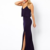 Love Crop Maxi Dress at asos.com