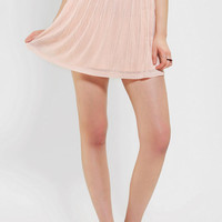 Pins And Needles Baby Pleat Mesh Skirt