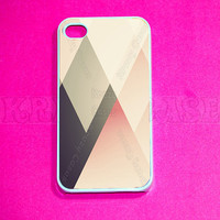 Geometric art iPhone 4 Case, iphone 4 Cases,iphone case,  Iphone 4s Cover,Case for iPhone 4