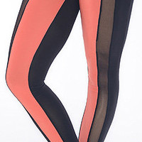 Shawna (Black/Orange)-Great Glam is the web&#x27;s best online shop for trendy club styles, fashionable party dresses and dress wear, super hot clubbing clothing, stylish going out shirts, partying clothes, super cute and sexy club fashions, halter and tube to