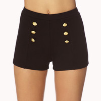 Knit Sailor Shorts